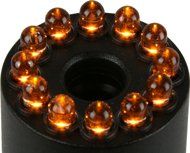 HLTR-12-Y Yellow Light Ring for HLT-12 lights