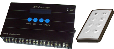 LC-RGB-4 LED Light Controller