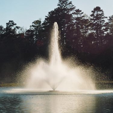 Aerating Fountains